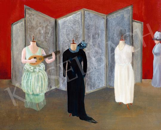 Eladó Ország Lili - Próbababák, 1955 festménye