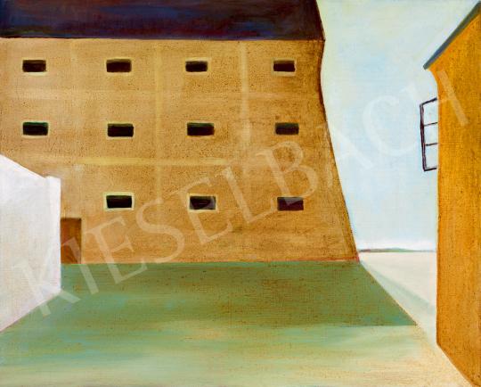 Eladó Ország Lili - Nagy magtár, 1953 festménye