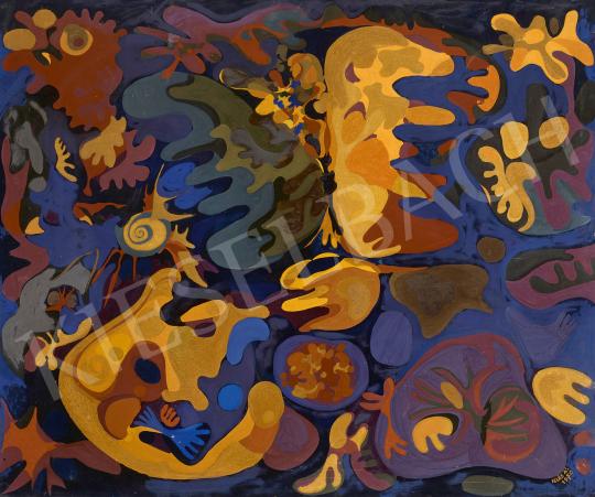 Eladó  Illés Árpád - Két arckép (Bartók Béla), 1970 festménye