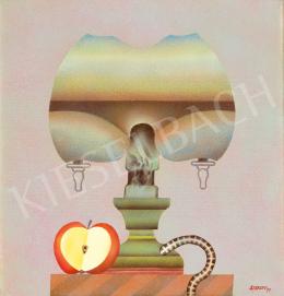Siskov Ludmil - Genesis No.1., 1973
