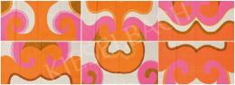 Szilvitzky Margit - Zászlók 1–6, 1970