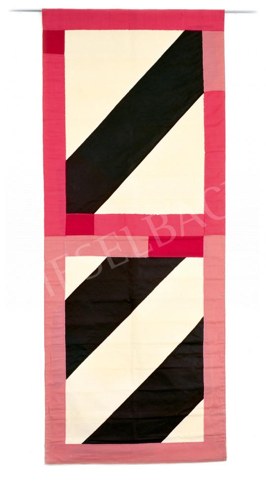 Eladó  Szilvitzky Margit - Zászló, 1976 festménye