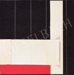 Szilvitzky Margit - Geometrikus papírhajtogatás, 1977