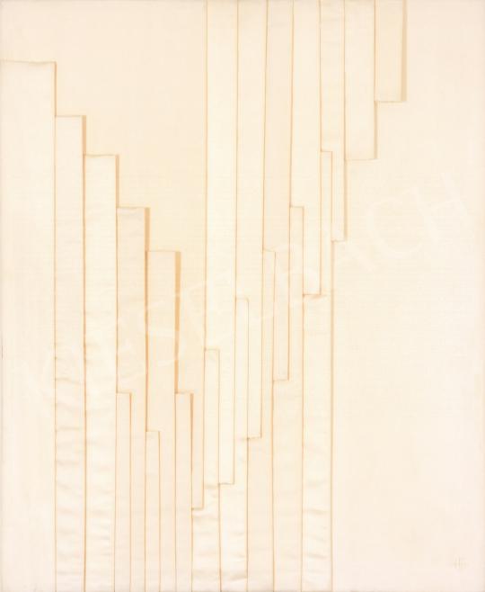 Eladó  Hübner Aranka - Fuga II., 1976 festménye
