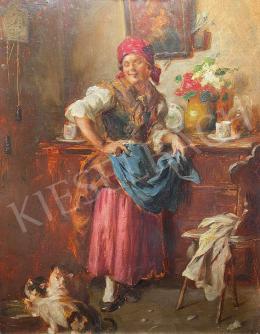 Rotmann, Mozart - Maid (The Sour Cream Casserole)