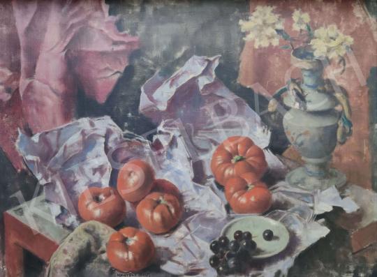 Eladó  Kontuly Béla - Műtermi csendélet festménye