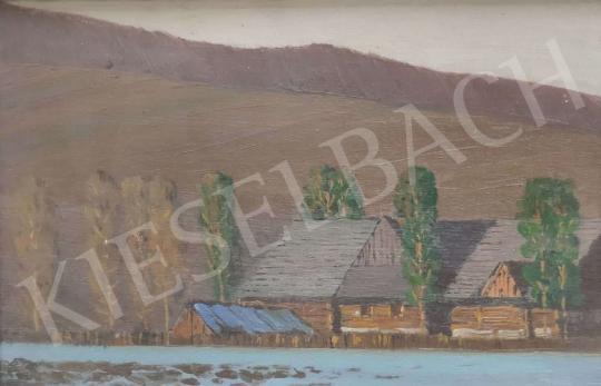 Eladó Katona Nándor - Tátrai vidék festménye