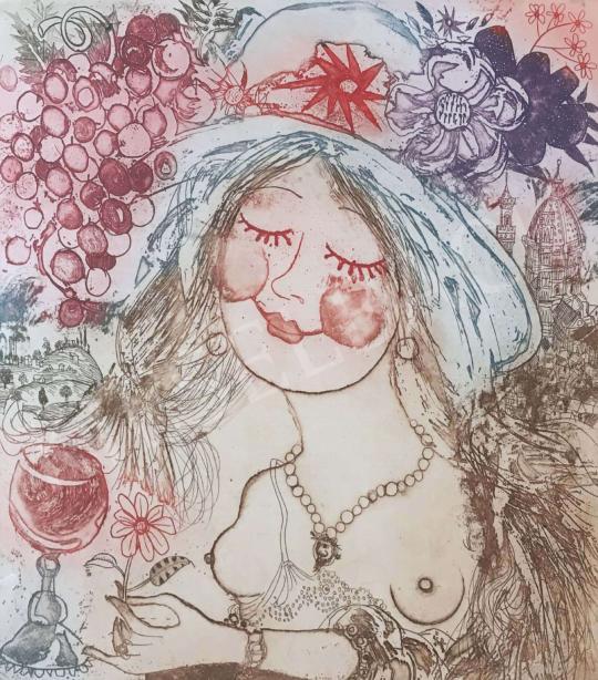 Eladó Kondor Lajos - Liza festménye