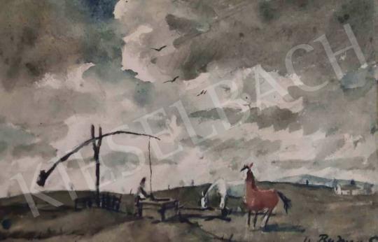 Eladó  Rudnay Gyula - Itatás (Bábolna), 1948 festménye