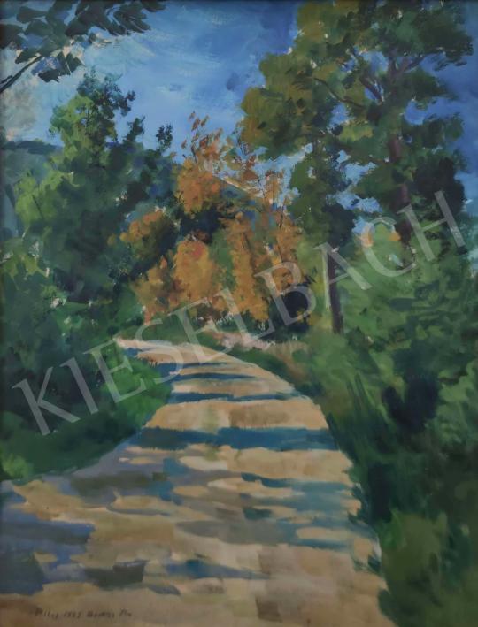 Eladó Berkes Ilona - Pilisi út, 1962 festménye