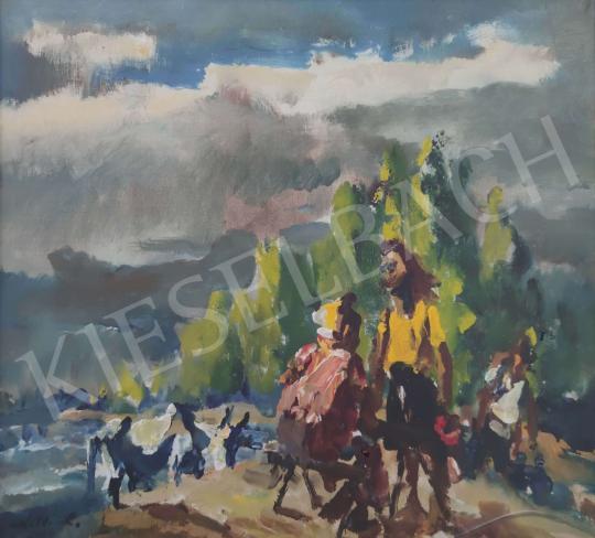 Eladó  Holló László - In the Nature festménye