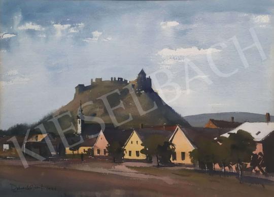 Eladó Dobroszláv József - Sümeg vára festménye
