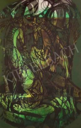 Xantus, Gyula - Green Composition