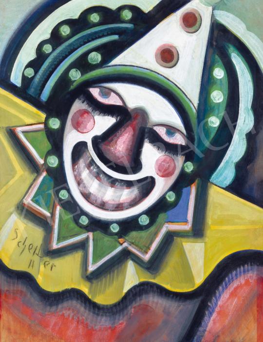 Scheiber Hugó - Cirkusz, 1930-as évek | 65. Aukció aukció / 34 tétel
