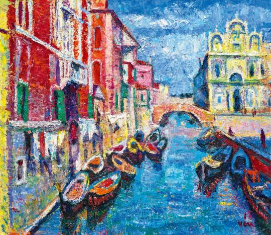 Vén Emil - Velence (Scuola Grande di San Marco) | 65. Aukció aukció / 45 tétel
