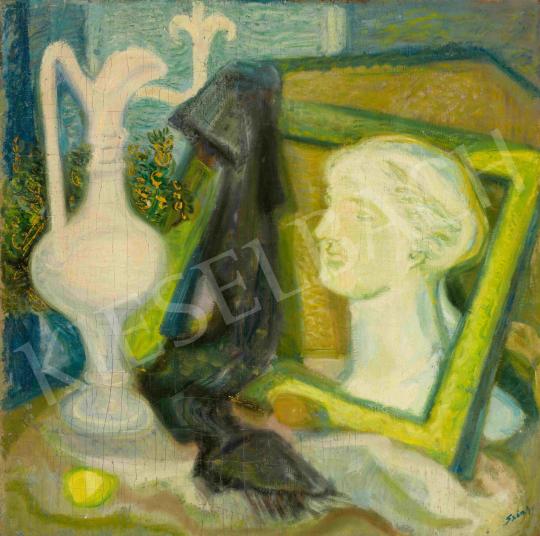 Szín György - Műtermi csendélet, 1930-as évek | 65. Aukció aukció / 106 tétel