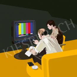 Weiler Péter - Kádár János segít apámnak beprogramozni az új színes tévénket