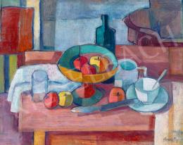 Kmetty János - Asztalicsendélet, 1920-as évek