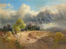 Molnár, József - Thunderstorm
