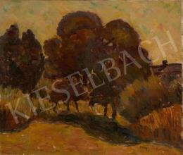 Nagy István - Fák (Az ősz színei)