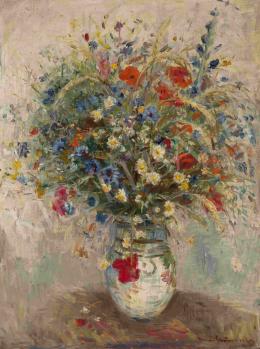 Iványi Grünwald, Béla - Bouquet of Wild Flowers