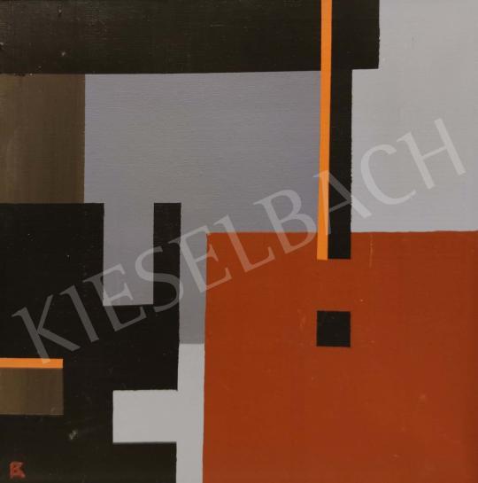 Eladó Koppány Attila - K 17 (Kompozíió) festménye
