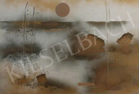 Eladó  Udvardi Erzsébet - Naplemente  festménye