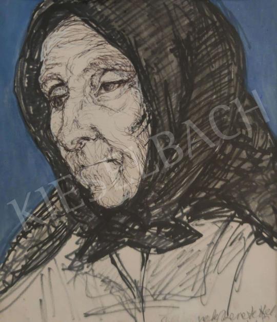 Eladó  Hikádi Erzsébet - Mama festménye