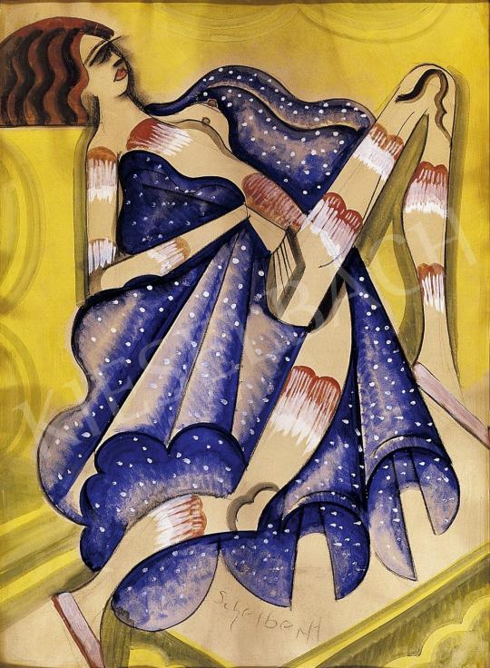 Scheiber, Hugó - Dancer | 5th Auction auction / 4 Item