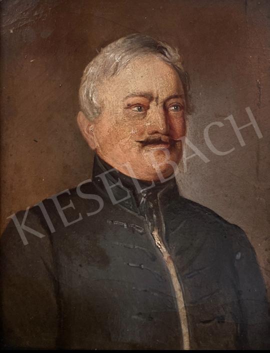 Eladó Ismeretlen festő - Magyar nemes portréja, 1850 festménye