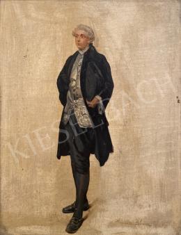 Maurice Blum - Nemesember portréja