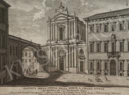 Vasi, Giuseppe - Palazzo Falconieri, Strada Giulia, Rome