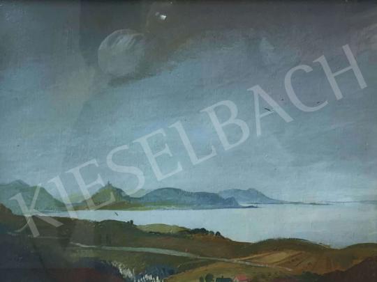 For sale  Istókovits, Kálmán - Balaton 's painting