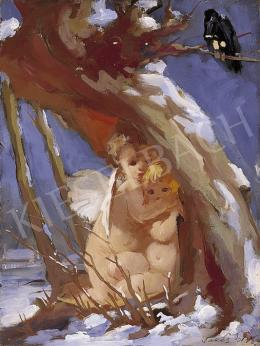 Takács, István - The Allegory of Winter