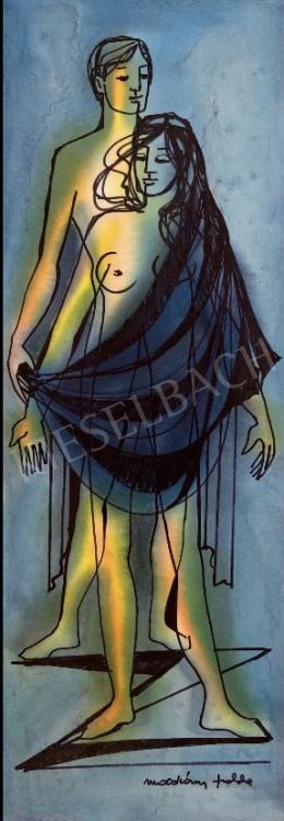 Macskássy, Izolda - Adam and Eva (Love)