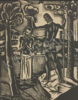 Molnár C. Pál - Keresztelő Szent János