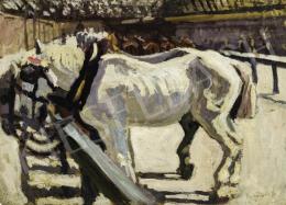 Scheiber Hugó - Lovak, 1910-es évek közepe