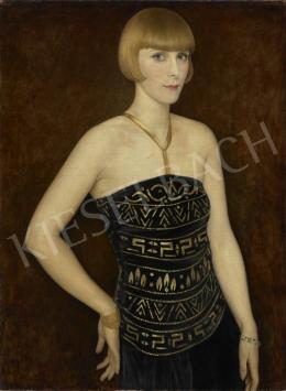 Góth Imre - Art deco szépség, 1928