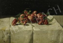 Molnár Z., János - Strawberry, 1930s