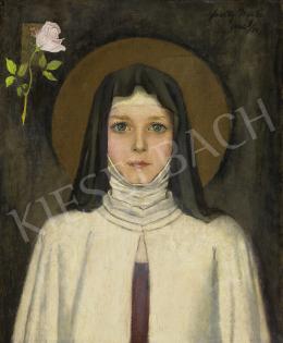 Feszty, Masa - Saint Margaret, 1946