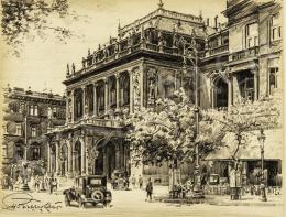 ifj. Richter Aladár - Operaház, 1932