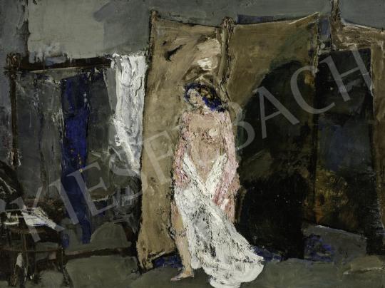 Kazovszkij, El - Műterem, 1970 körül festménye