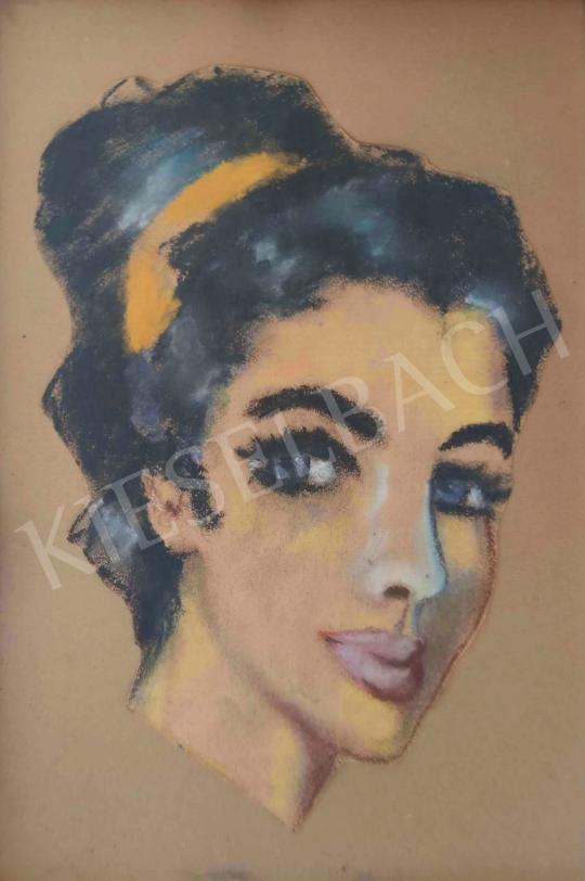 Eladó Ismeretlen festő - Liz Taylor  festménye