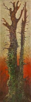 Eladó Gádor Emil - Öreg fa festménye