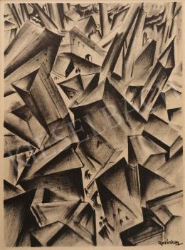 Ruzicskay, György - Illusztráció a Szerelemkeresőből