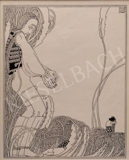 Kozma, Lajos - On the Field, 1909