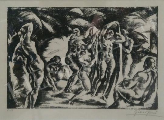 For sale  Gábor, Jenő - Arcadia 's painting