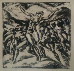 Gábor, Jenő - Dance (Arcadia Scene), 1922