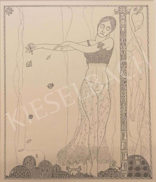 For sale Kozma, Lajos - Hug 's painting
