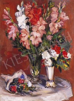 Emőd Aurél - Kardvirágok és rózsák